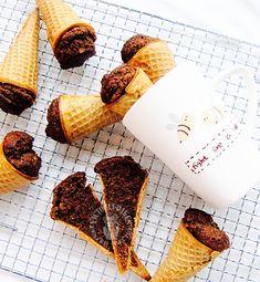 chocolate nestum cake 巧克力 nestum 小蛋糕