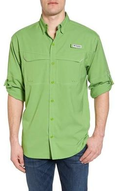 d875e68c Columbia PFG Low Drag(TM) Offshore Shirt Fathers Day Gifts, Columbia, Gift