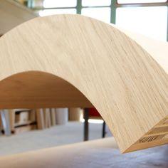 Combiwood2: innovative Leichtbau-Technologie, neueste Generation von Verbundwerkstoffen im Holzbau