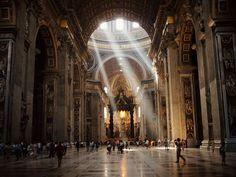 Basilica di San Pietro in Vaticano in Città del Vaticano. Piazza San Pietro, 00120 Vatican City