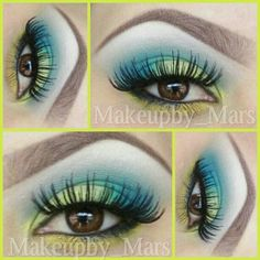 Color! Color! Color! ;)  @makeupby_mars