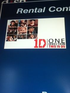 Watching 1D3D.. For the 100th time.. I saw it in the movies like 10 times