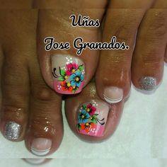 Erika, Hair Beauty, Nails, Chic Nails, Work Nails, Toenails Painted, Pretty Toe Nails, Toe Nail Art, Finger Nails