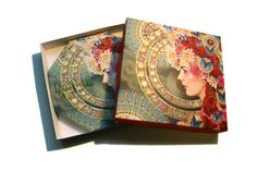CD packaging design for british pop band Gabby Young and Other Animals.