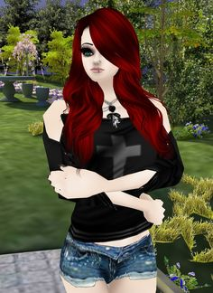 Captured Inside IMVU - Join the Fun! Yes