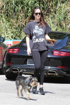 #DakotaJohnson, #LosAngeles Dakota Johnson With Her Dog - Out in Los Angeles 03/26/2017 | Celebrity Uncensored! Read more: http://celxxx.com/2017/03/dakota-johnson-with-her-dog-out-in-los-angeles-03262017/