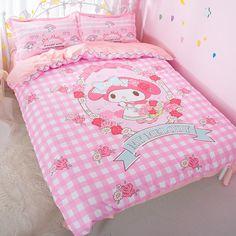 Room Ideas Bedroom, Girls Bedroom, Bedroom Decor, Cute Room Ideas, Cute Room Decor, Pastel Room, Pink Room, Girls Bedding Sets, Duvet Sets