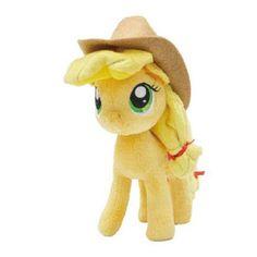 New Nici My Little Pony Plush Doll 20cm 8in Applejack #Nici