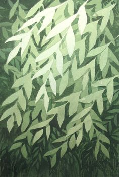 Painting Negative Spaces - Curry's Artist Community