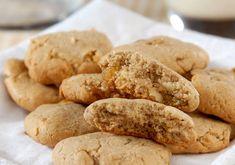 Que receita mais linda, cheirosa e gostosa. Base americana (cookies)