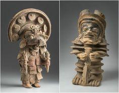 """La muestra """"Chamanes y divinidades del Ecuador precolombino"""" esta compuesta por…"""