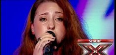 Iulia Manolache din Barlad il are pe X-Factor. VIDEO