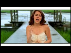 Music video by Miley Cyrus performing When I Look At You. (C) 2010 Touchstone Pictures