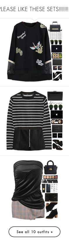 """""""PLEASE LIKE THESE SETS!!!!!!!!!"""" by scarlett-morwenna ❤ liked on Polyvore featuring Muuto, vintage, TIBI, WALL, Lux-Art Silks, Tom Ford, Polaroid, Nude, Anya Hindmarch and Cole Haan"""