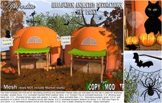 Animated Halloween decos fat pack! | Flickr - Photo Sharing!