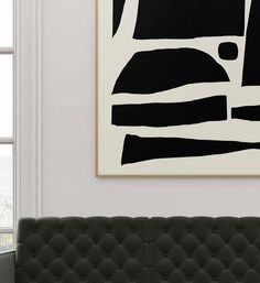 Large Abstract Art Large wall art Black and White Art Large Black Canvas Art, Black Wall Art, White Art, Black And White, Large Abstract Wall Art, Black Abstract, Large Wall Art, Painting Prints, Canvas Prints