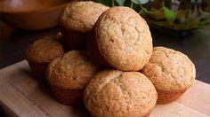 Muffins veganos de manzana y coco rallado | GreenVivant Probados!! salen muy bien!!