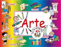 Vocabulario arte