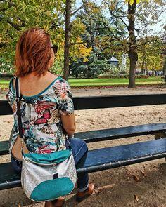 Clémentine Lcr sur Instagram: Dernière couzette en date ! ☺️ Ce joli sac Limbo de chez @patrons_sacotin. Hyper pratique avec ses 3 modes: besace, sacoche ou sac à dos.…