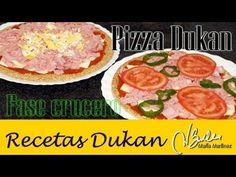 Dieta Dukan | Contigo paso a paso. Recetas, información y guia.: NUEVA PIZZA DUKAN MEJORADA- FASE CRUCERO