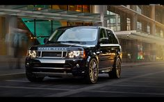 range rover wallpapers hd