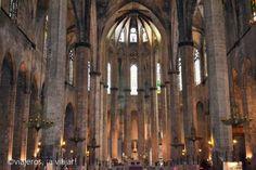 Barcelona. Sta Maria del Mar
