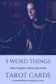 Odd things that start to happen once you've been reading tarot cards. From a professional tarot reader with over a decade of experience.