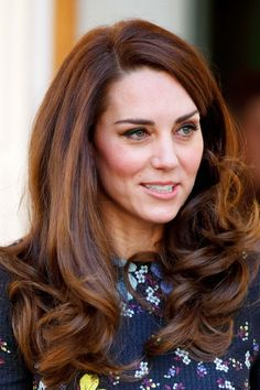37 Times Kate Middleton Had Glorious, Glorious Hair