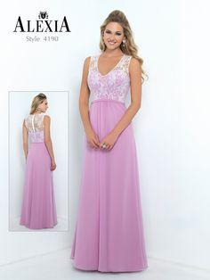 4190 from Alexia Designs Bridesmaid