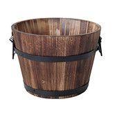 Found it at Wayfair - Wooden Bucket