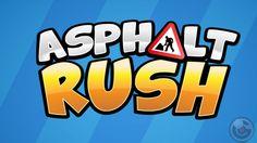 "An addictive arcade-style game ""Asphalt Rush"" iOS Gameplay! - https://www.youtube.com/watch?v=MQ_fxYtc7rM  #ios #games #videos #gameplay #walkthrough"