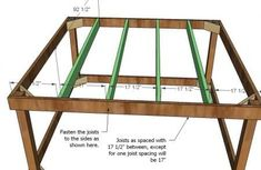 Ana White Build a Playhouse Deck Free and Easy DIY Project and Furniture Plans