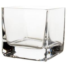 Clear Glass Cube Vase  Candle holder  3x3x3 24 pcs * You can find out more details at the link of the image.Note:It is affiliate link to Amazon.
