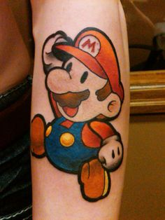 Mario wishes you a Happy National Video Game Day!