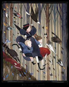xombiedirge: Mary Poppins byJúlia Sardà/ Blog...