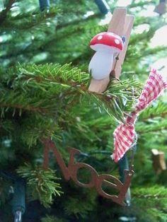 decorations on my tree..