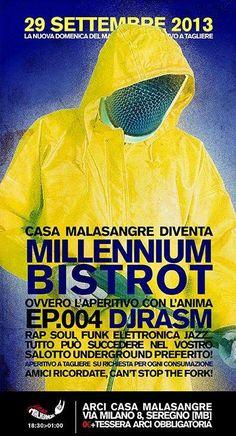 Millennium Bistrot!