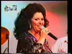 Medley ~ Storms Never Last / Pick Me up on Your Way Down - Lucille Starr with West Virginia Railroad Band
