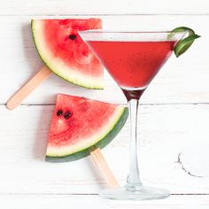 Watermelon All the way. To put this stunner on the table you can just swap the Triple Sec from the original Margarita recipe with De Kuyper Watermelon liqueur, and you're ready for the shake down. Finish off your drink with a watermelon wedge as garnish, and you'll be able to conquer every summer day (and night). Ingredients: 30 ml De Kuyper Watermelon liqueur 30 ml Tequila 30 ml fresh lime juice 5 ml sugar syrup Ice