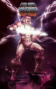 He-Man and the Masters of the Universe I HAVE THE POWER