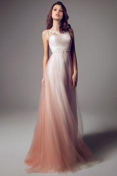 """Mi Wedding Diario: Vestidos de Novia con un """"toque"""" de Color"""