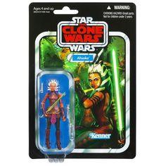 Star Wars The Clone Wars The Vintage Collection Ahsoka Figure