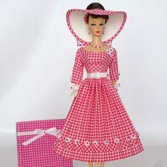 "OOAK Handmade Vintage Barbie/Silkstone Fashion by Roxy- ""DAISY MAYSIE"" 11 pcs | eBay"