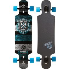 Sector 9 Skateboards Sprocket Longboard