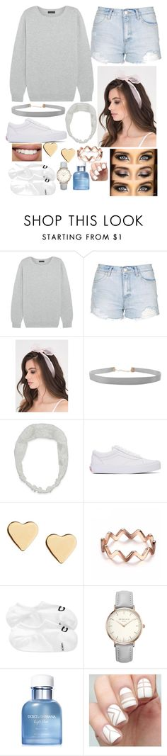 """Comfy"" by karressguidycapers ❤ liked on Polyvore featuring J.Crew, Topshop, Humble Chic, Carole, Vans, Bow & Arrow, Lipsy, Calvin Klein, ROSEFIELD and Dolce&Gabbana"
