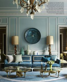 I saw this in the November 2015 issue of @ELLEDECOR. http://bit.ly/1pTydyx