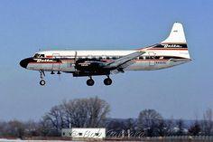N4809C Delta Air Lines | Convair 440-38 (cn 95) Crossing the… | Flickr