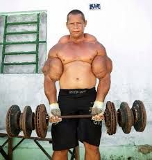 Healthletics is NOT about bodybuilding