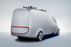 Foto de Mercedes-Benz Vision Van Concept (4/19)