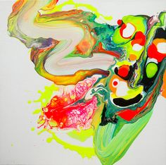 MIScellany ART: Yago Hortal Creates Paintings With Breathtaking Color